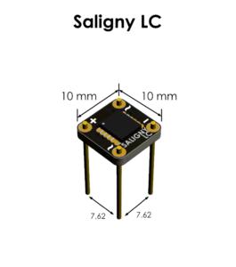SalignyLC Dimensions